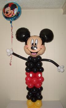Mickey Mouse Balloon Character ~ Tulsa, OK