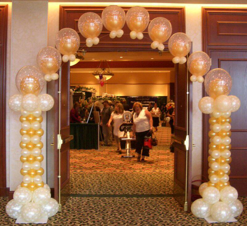 Balloon Arches ~ Tulsa, OK