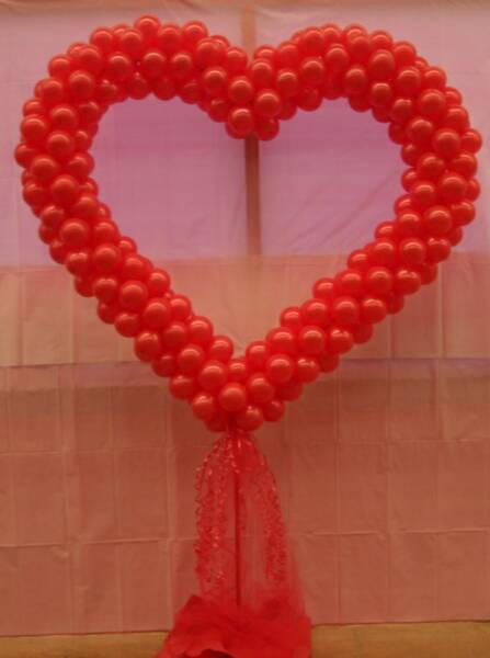 valentine's day decor party city