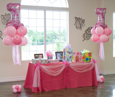 Kids Birthday Party Balloon Decorations - Childrens birthday party events