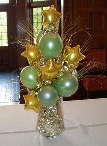 Anniversary Party Balloon Decor Tulsa OK