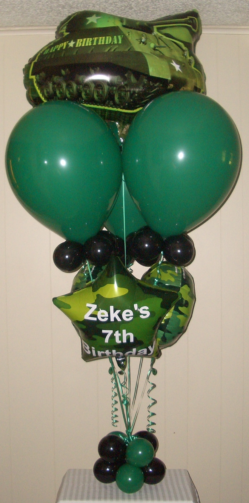 Celebrate With Balloons Balloon Bouquet Delivery Tulsa