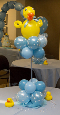 boy baby shower balloon decorations pictures to pin on pinterest