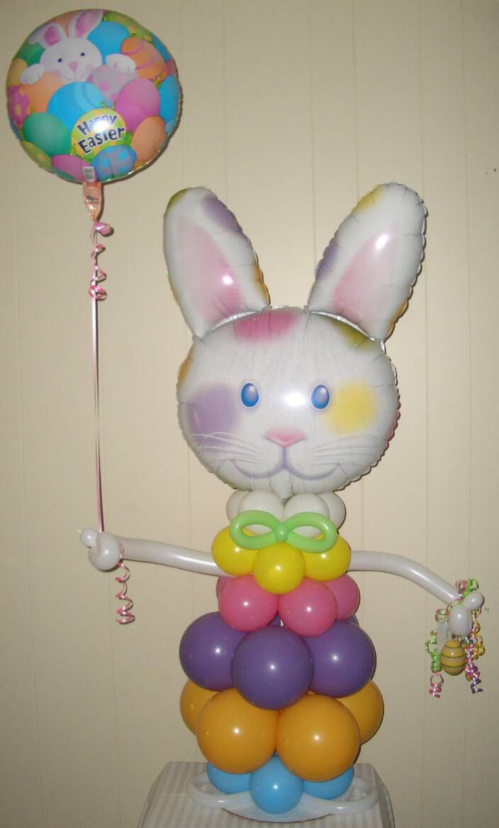 Easter Balloons 35