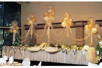 iu0027ve been in the wedding business for 38 years balloons will create a beautiful and elegant atmosphere for your wedding