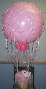 Ribbons And Bows Hot Air Balloon Tulsa Ok