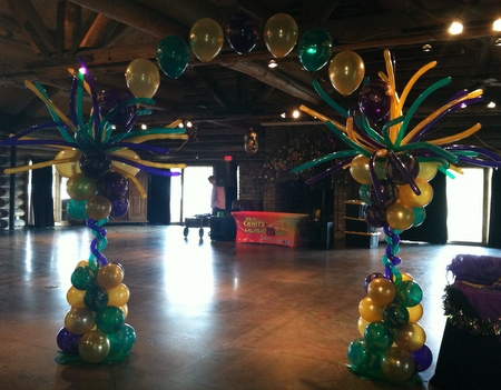 11 best Mardi Gras images on Pinterest | Balloon ...